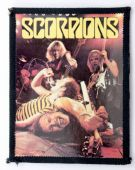 Scorpions - 'Group Floor' Photo Patch